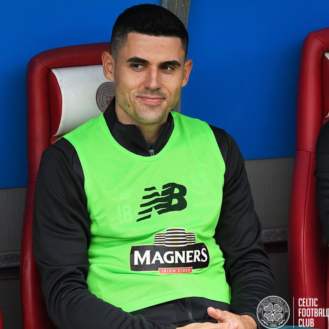 67' - #CelticFC sub: ➡️ @Tom_Rogic ⬅️ @Moielyo 0⃣-1⃣ #HAMCEL
