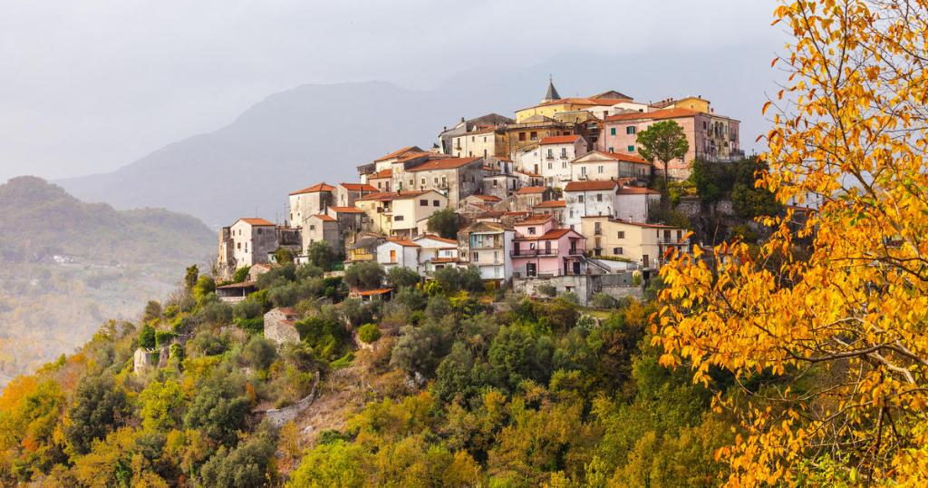 This Italian region is offering $27,000 for you to move in there cbsn.ws/2NXKPb8