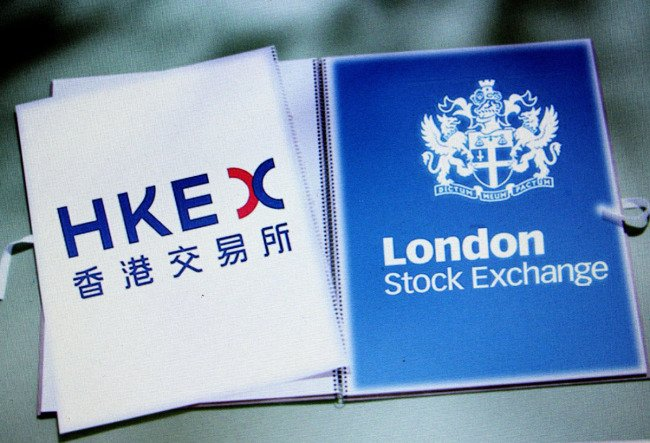 """London Stock Exchange group (LSEG) has rejected """"the unsolicited, preliminary and highly conditional proposal from Hong Kong Exchanges and Clearing Limited (HKEX) to acquire the entire share capital of LSEG"""" <br>http://pic.twitter.com/rMCEBZUYjD"""