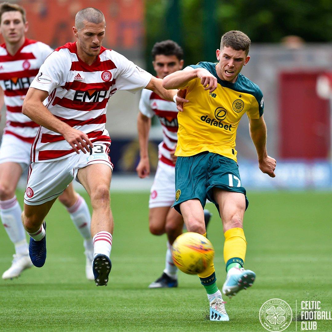 90+1' - #CelticFC sub: ➡️ Jonny Hayes ⬅️ @ryanchristie2 0⃣-1⃣ #HAMCEL
