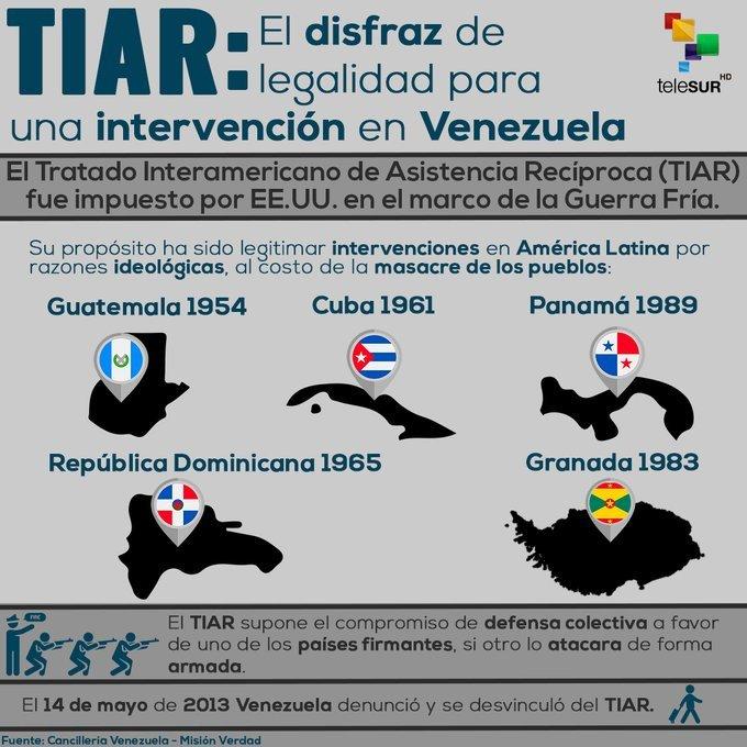 Venezuela - Noticias Internacionales - Página 28 EEbRXl2WkAI5e5B