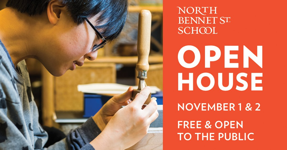 signed up for Open House yet? If you've wanted to tour the programs spaces at NBSS, this is one of the best times of the year to see what we offer. Come any time on November 1 and 2, 10am-2pm. RSVP here: hubs.ly/H0kMlvg0