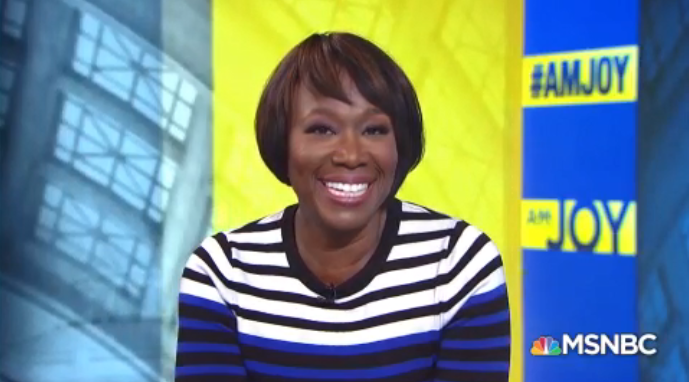 .@amjoyshow is coming up! @JoyAnnReid will see you all very soon #reiders at 10 AM ET this #SaturdayMorning on  @MSNBC https://t.co/v6qQNkuCif
