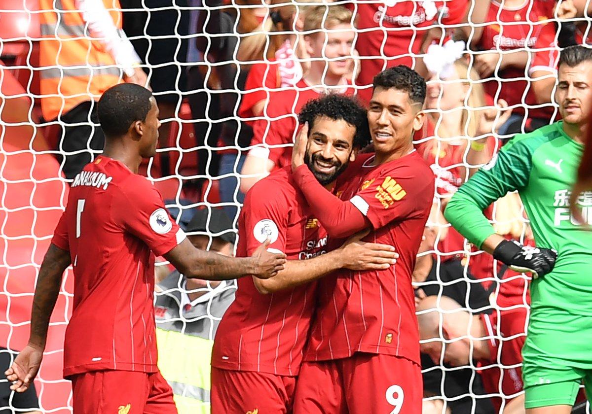 Sieg gegen Newcastle: FC Liverpool stellt Premier-League-Rekord auf