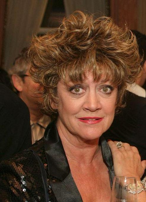 A Very Happy 84th Birthday to Amanda Barrie born the 14th of September 1935.