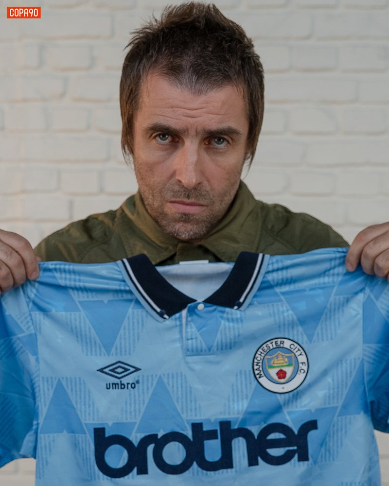1991. The year @oasis was founded... Shout-out to our guys at @cultkits for this absolute gem 💎