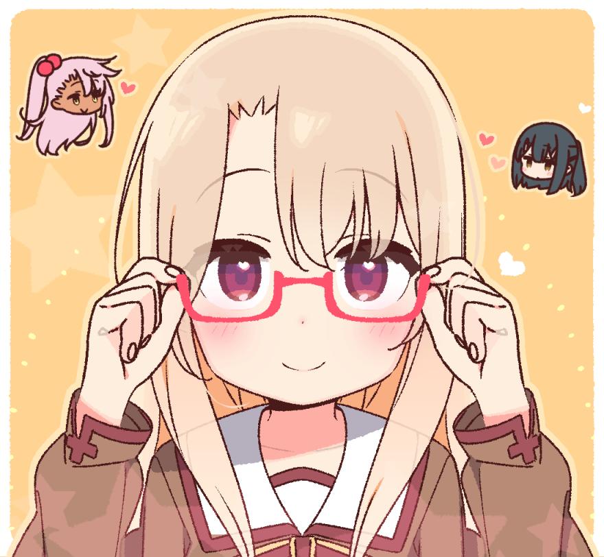 眼鏡イリヤさん