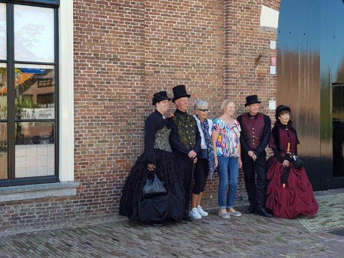Monumentendag groot succes. Foto's uit Honselersdijk. https://t.co/gRwoeQLnVm