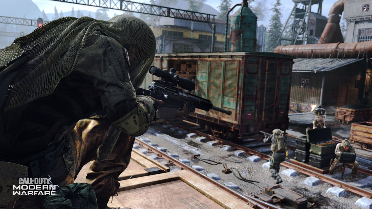How to WIN 2 COPIES of #ModernWarfare • like + retweet this tweet • reply with console you play on • follow @DEXB0T + @ModernW4rfare Click here to enter: gleam.io/6wKiJ/modern-w…