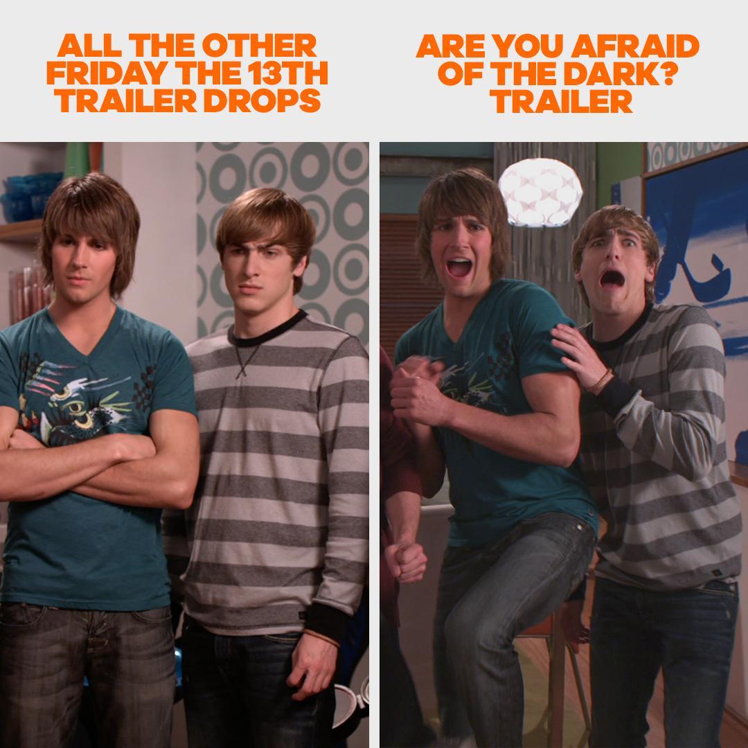 what is sleep? #AreYouAfraidOfTheDark is coming Oct 11 🎪on @Nickelodeon