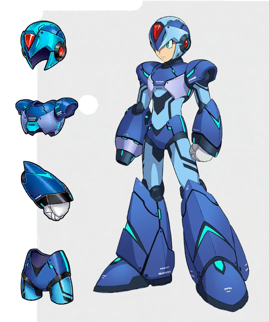 Megaman χρονολογίων
