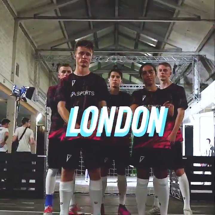 Introducing... LONDON FC ⚡️ @ChelceeGrimes & @MichaelTimbs get the call up alongside @street_panna, @ldn_movements & Ben Black to represent the capital in @EASPORTSFIFAs #VOLTA fixtures. First up - Paris FC 🇫🇷 Watch the full episode here: youtu.be/QnpQNCgZQNk