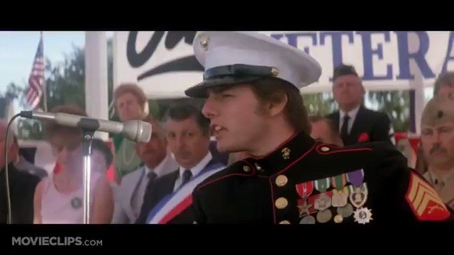 Oliver Stone #BOTD American film director and screenwriter who volunteered for combat duty during the Vietnam War for which he earned a Purple Heart. He would return to the horrors of war repeatedly in his films, most powerfully expressed in Born on the Fourth of July (1989).