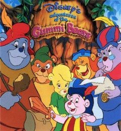 Sept 14, 1985: Disney's Adventures of the Gummi Bears debuted on NBC. #80s Ran 6 seasons & 65 episodes. Find out more in my interview with co-creator Jymn Magon >  https://www. rediscoverthe80s.com/2017/09/interv iew-with-jymn-magon-from-80s-disney-animation.html  … <br>http://pic.twitter.com/cjmh8OmglM