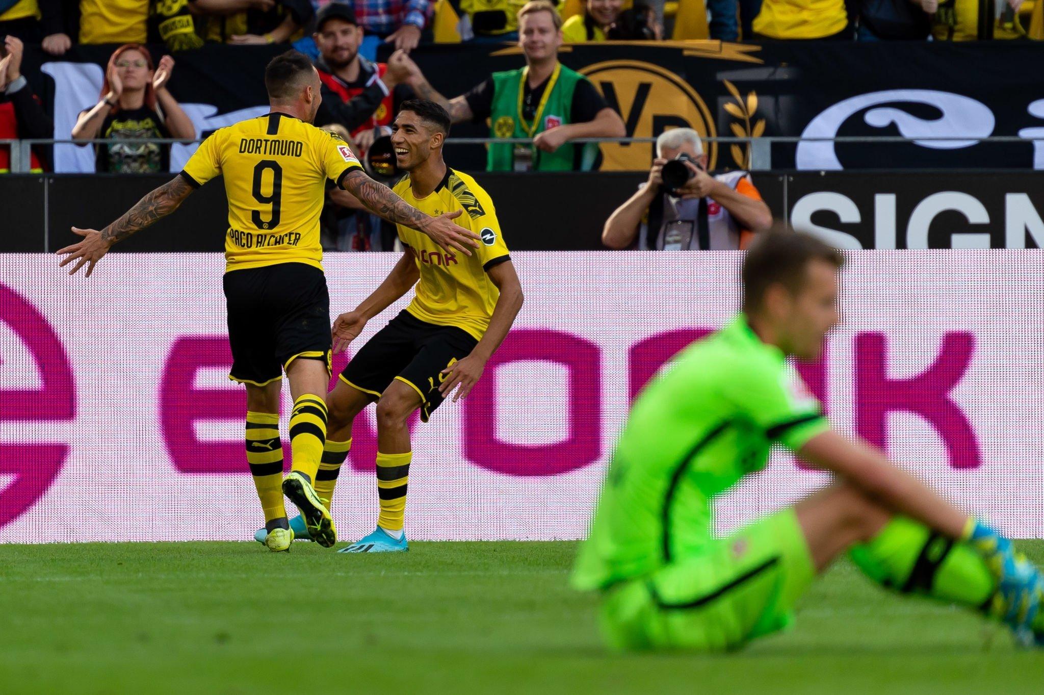 Боруссия Дортмунд - Байер 4:0. Образцовая игра BVB - изображение 1