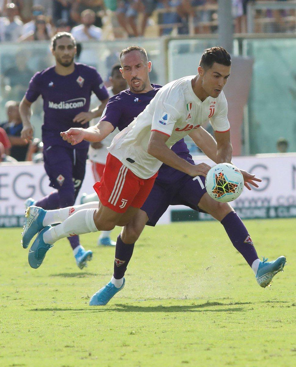 Cáceres, Ríbery, Cristiano Ronaldo