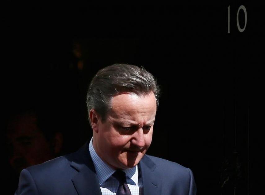 """David Cameron revela que piensa """"todos los días"""" cómo fue el rederéndum del Brexit y carga contra los conservadores que estuvieron a favor por su comportamiento """"atroz""""."""