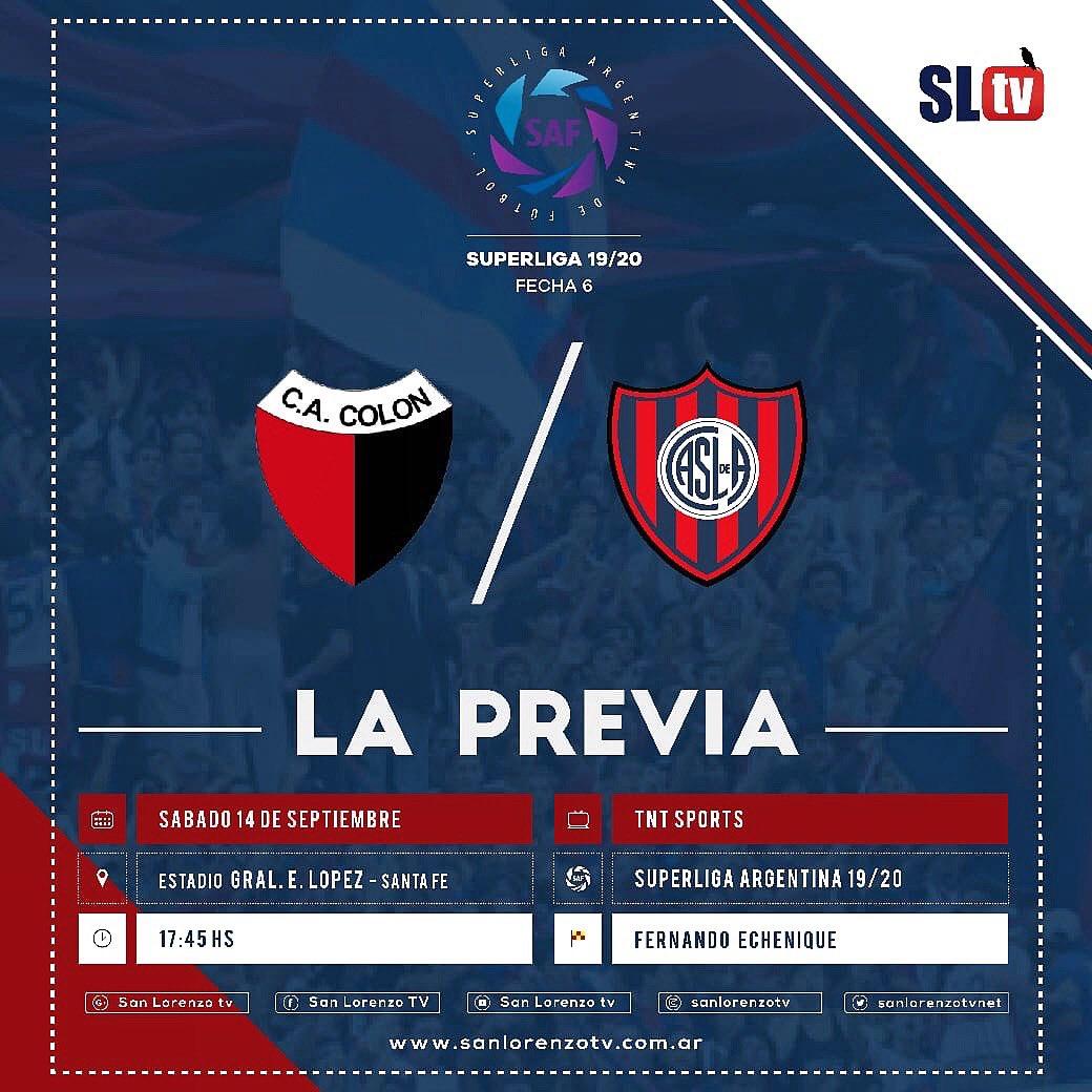 San Lorenzo TV on Twitter: