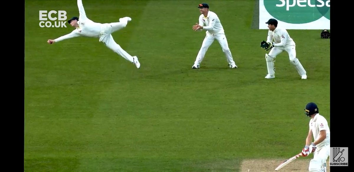 Is he got wings? #ENGvsAUS #Ashes<br>http://pic.twitter.com/aEuAgOqLyL
