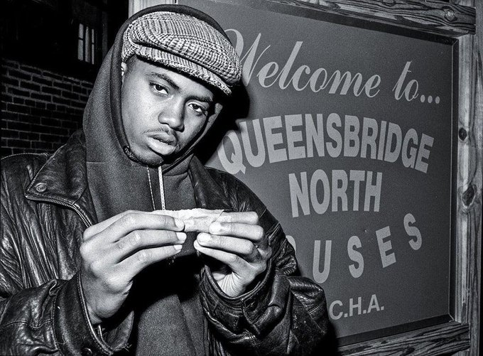 Happy birthday Nas