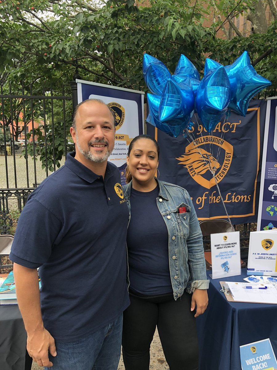 The Annual District 4 Back to School Festival is a true celebration of East Harlem while providing resources and support to our families! Meet some of our community members. @aestrel3 #ChampionsforChildren #SparkingImagination4Innovation https://t.co/jUt66uZyn4