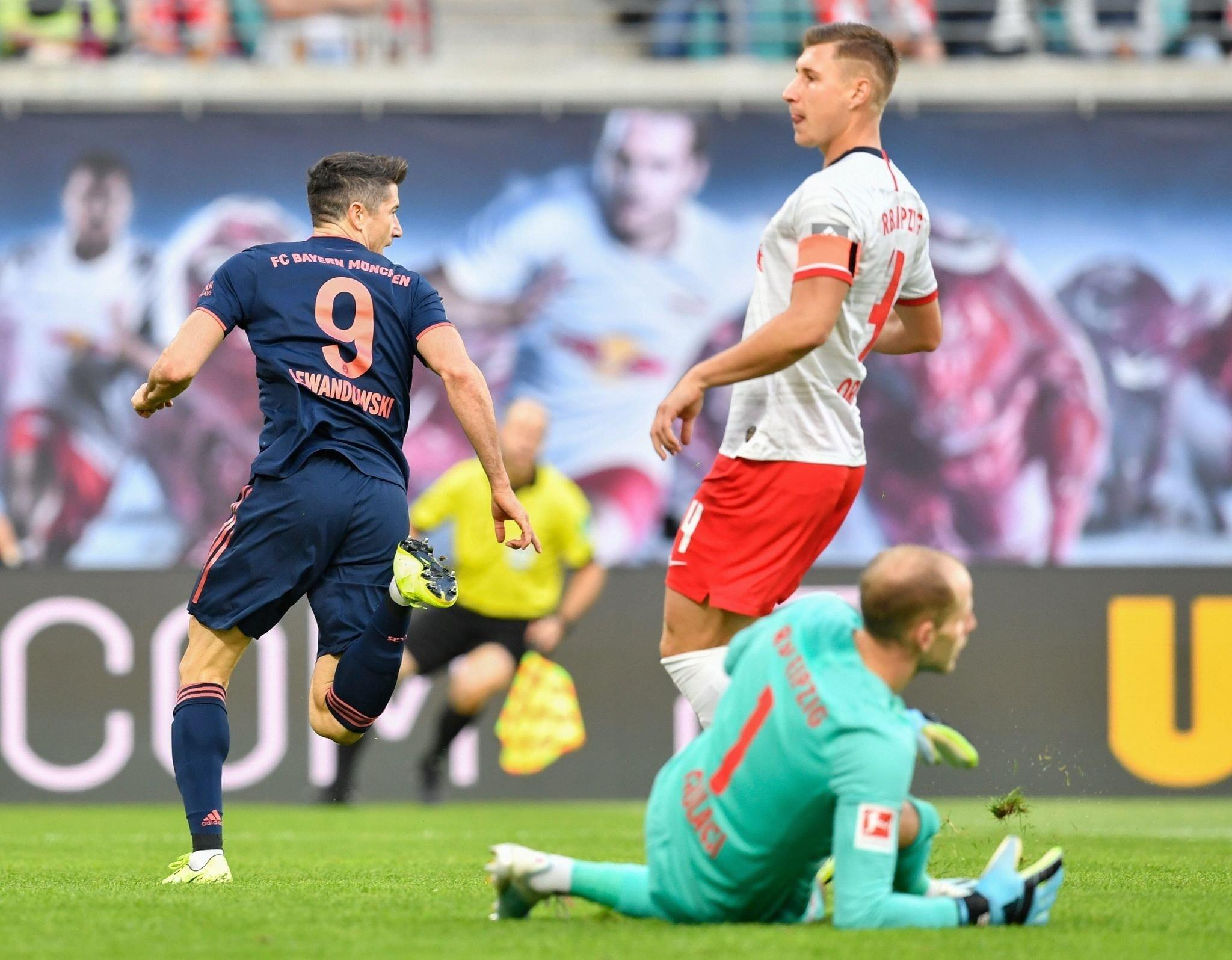 РБ Лейпциг - Бавария 1:1. Когда ничья на вкус как поражение - изображение 1