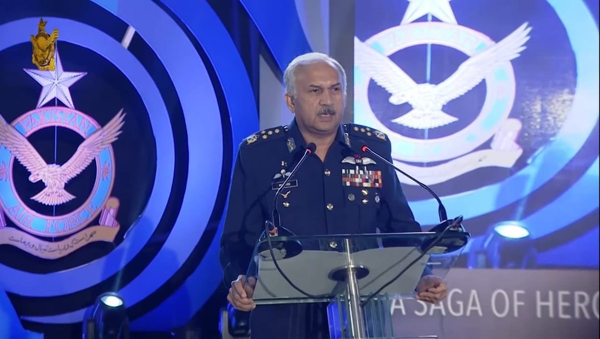 Proud of our Air Force Shaheens under able command and leadership of Air Chief Marshal Mujahid Anwar Khan. India and Indian Airforce shall never forget 27 Feb 2019. #MujahideenEaflakKoSalam <br>http://pic.twitter.com/1okzq23ezP