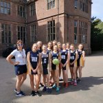 Image for the Tweet beginning: Year Ten Netballers from RGS