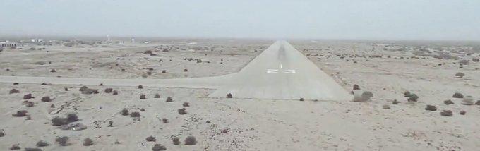 Berbera airport runway
