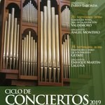 Image for the Tweet beginning: Ciclo de conciertos en la