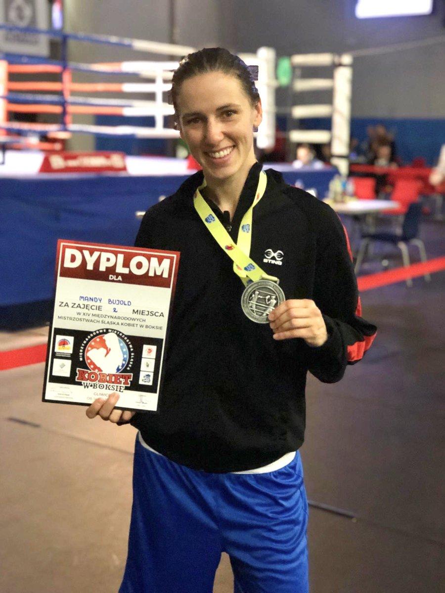 🏅Result FINAL   Résultat FINALE 51 kg @MandyBujold 🇨🇦 lost   perd 2-3 Graziele Souza (BRA 🇧🇷) 🥈Mandy wins SILVER at the 2019 Silesian Cup // Mandy remporte l'ARGENT à la Coupe Silesian 2019