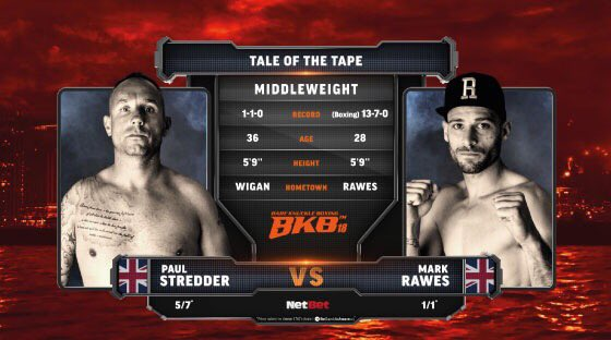 First up at BKB 18 is Stredder vs Rawes!  <br>http://pic.twitter.com/MawUjR1Qvo