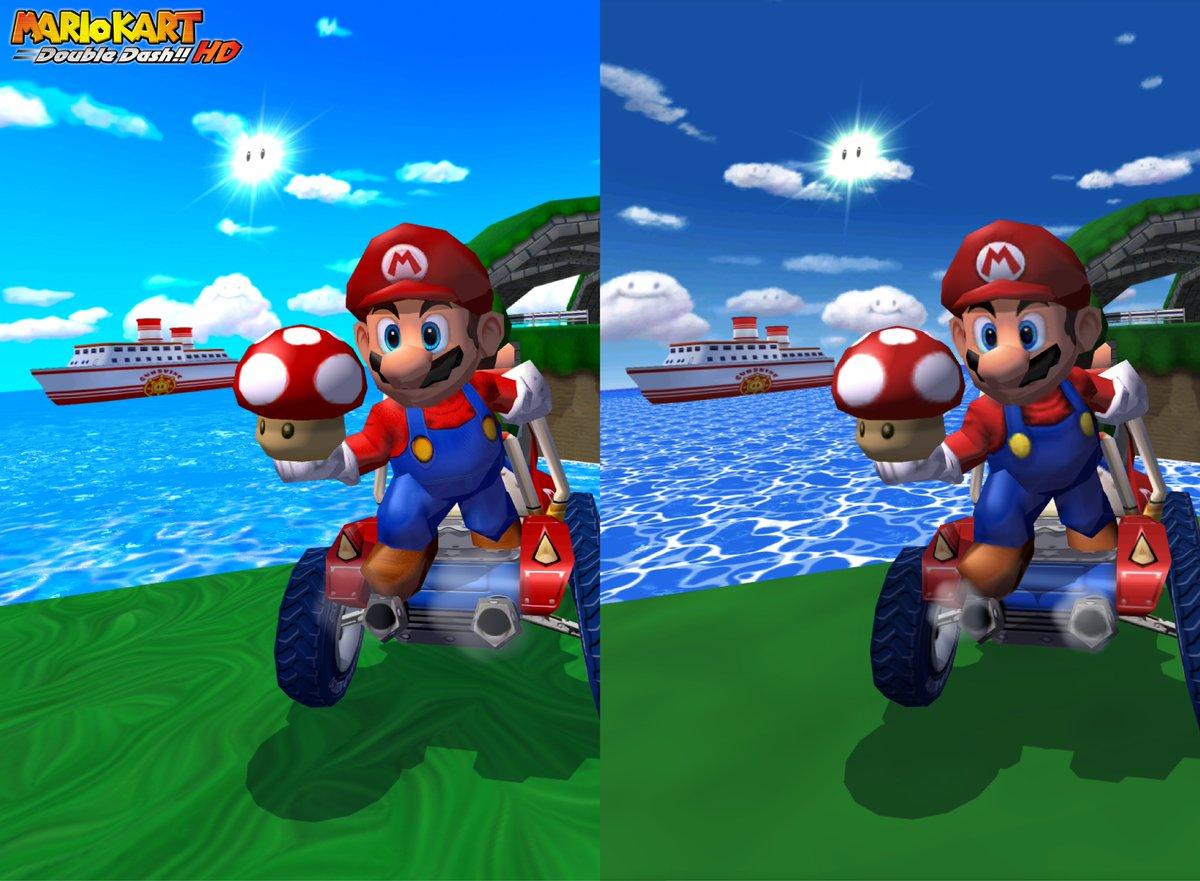 Mario Kart Double Dash Hd Mkddhd Twitter