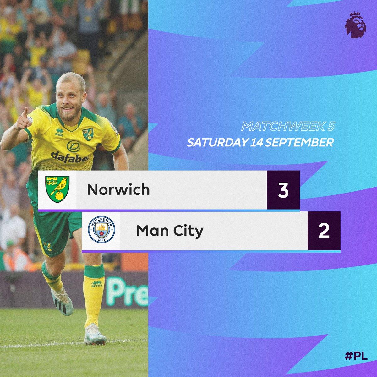 Norwich-Man City