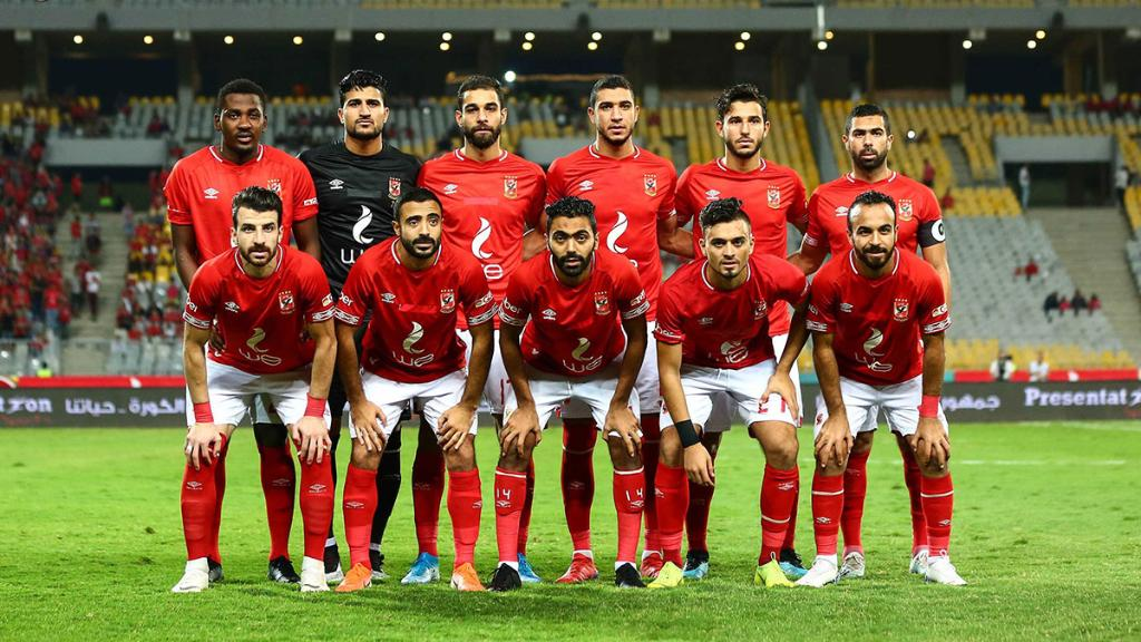 الأهلي المصري يهزم كانو سبورت الغيني بثنائية نظيفة خارج أرضه في دوري أبطال أفريقيا