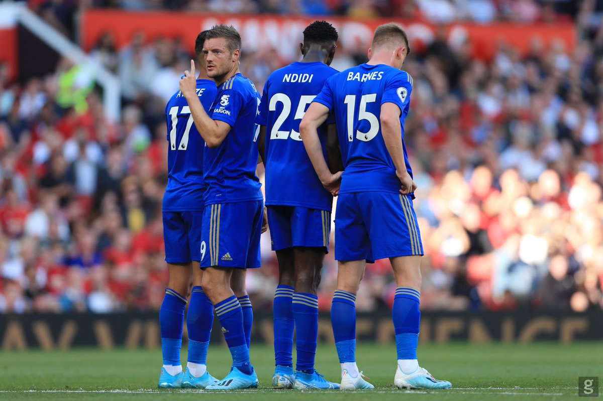 We regroup and move on. Thanks to those of you that travelled, brilliant as always 🦊💙 @LCFC