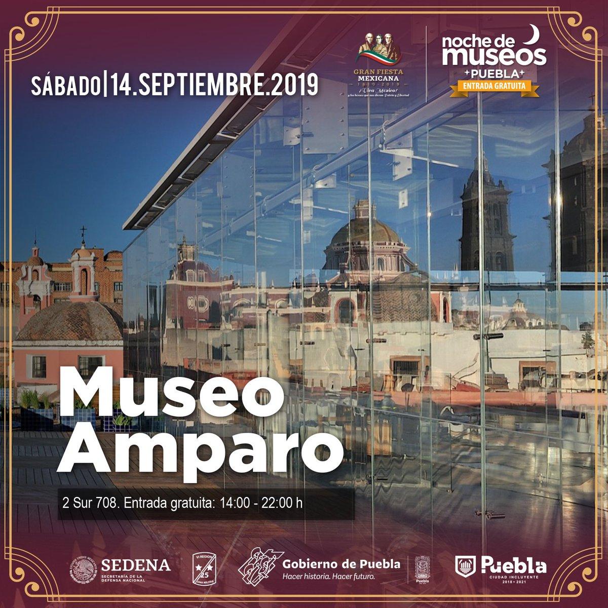 Gerencia Ch Puebla S Tweet Después De Visitar El Museo