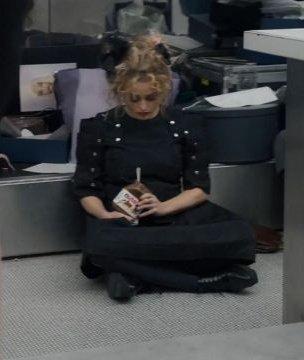 Totally relate. I've been there. #HelenaBonhamCarter in #Oceans8 <br>http://pic.twitter.com/YK9udPknPb