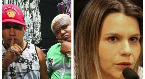 'Passinho não é crime': Shevchenko e Elloco lançam hit em resposta a PL
