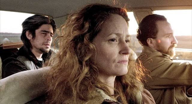 Happy birthday Melissa Leo. I m not a fan of 21 grams, but her powerful performance stayed with me.