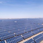 Image for the Tweet beginning: Acwa awarded first solar project