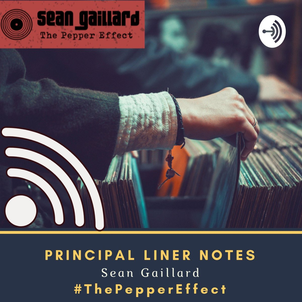 """{New} Episode of """"The Principal Liner Notes Podcast"""" is ready for you to download and listen.  Episode 25: """"Teaching Grace""""  https:// anchor.fm/sean-gaillard/ episodes/Teaching-Grace-e5chb2  …    #ThePepperEffect #TrendThePositive <br>http://pic.twitter.com/A6VGB1CZRq"""