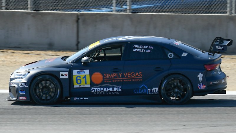 Congratulations to Race for RP driver Jon Morley with co-driver Gavin Ernstone in the Roadshagger Racing No. 61 Audi RS3!  Thank you for driving awareness and accelerating research for #RelapsingPolychondritis and #AutoimmuneDiseases! #RaceforRP #IMPC #IMSA