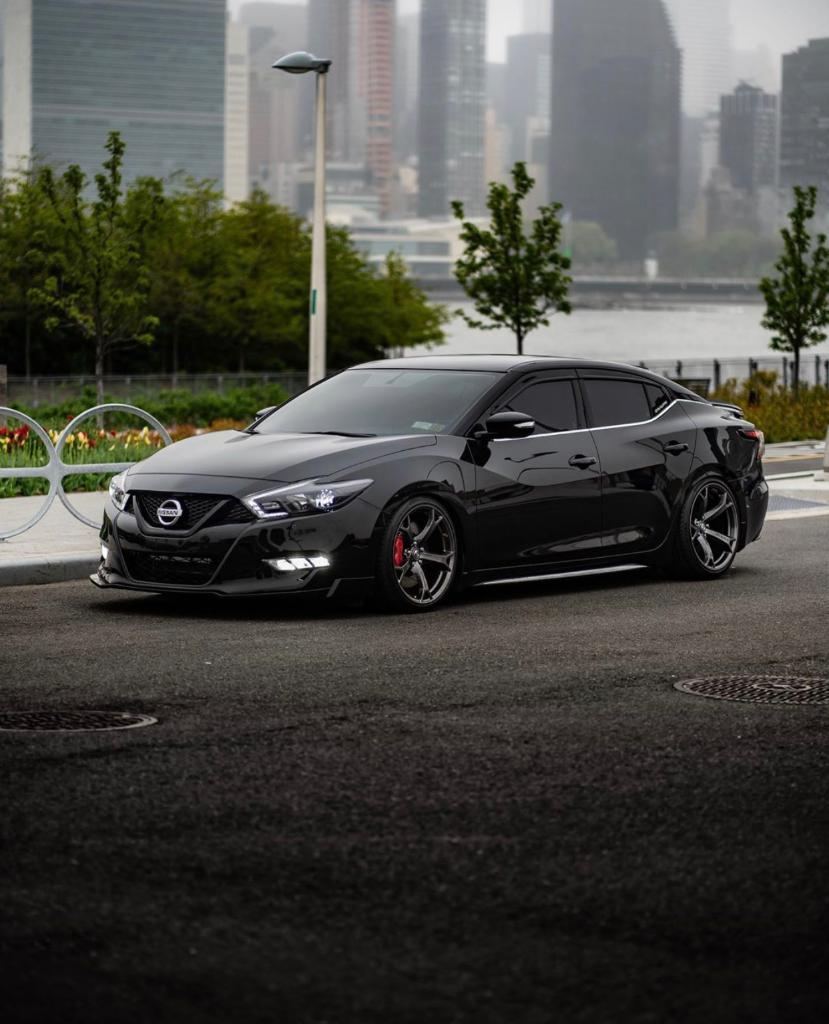 On today's edition of curb side views: #NissanMaxima #Nissan #Maxima 📷http://nssn.co/b4kdPT.n 🚗 kevinjvalentino