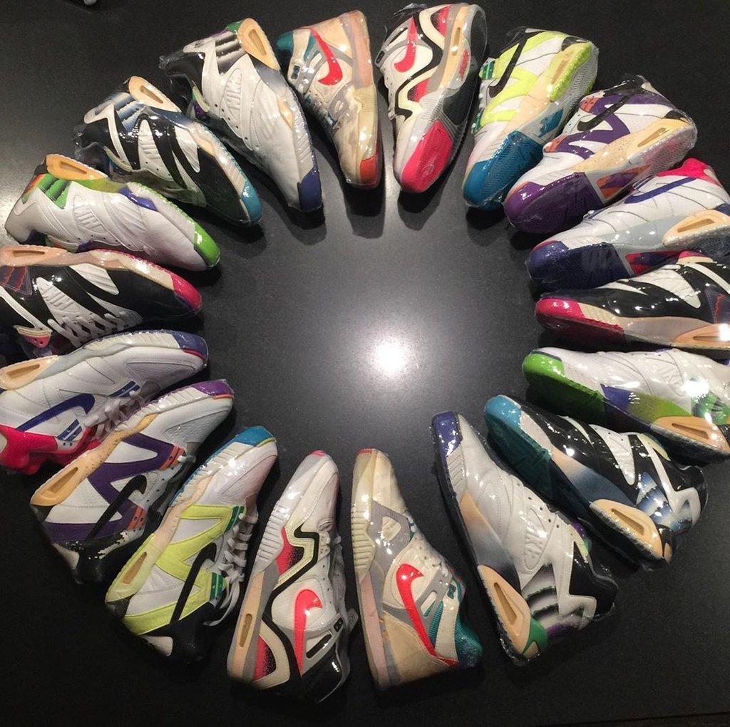 #SFVintage: @agassi eras, via @sneakerpreservationsociety