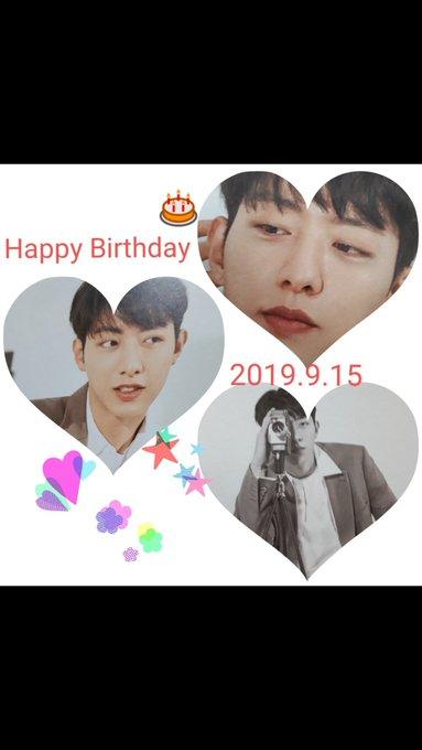 Happy Birthday Lee Jung Shin 2019.9.15