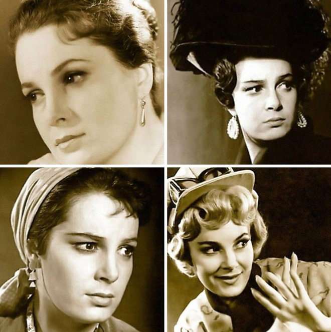 Актрисы еврейки советского кино фото