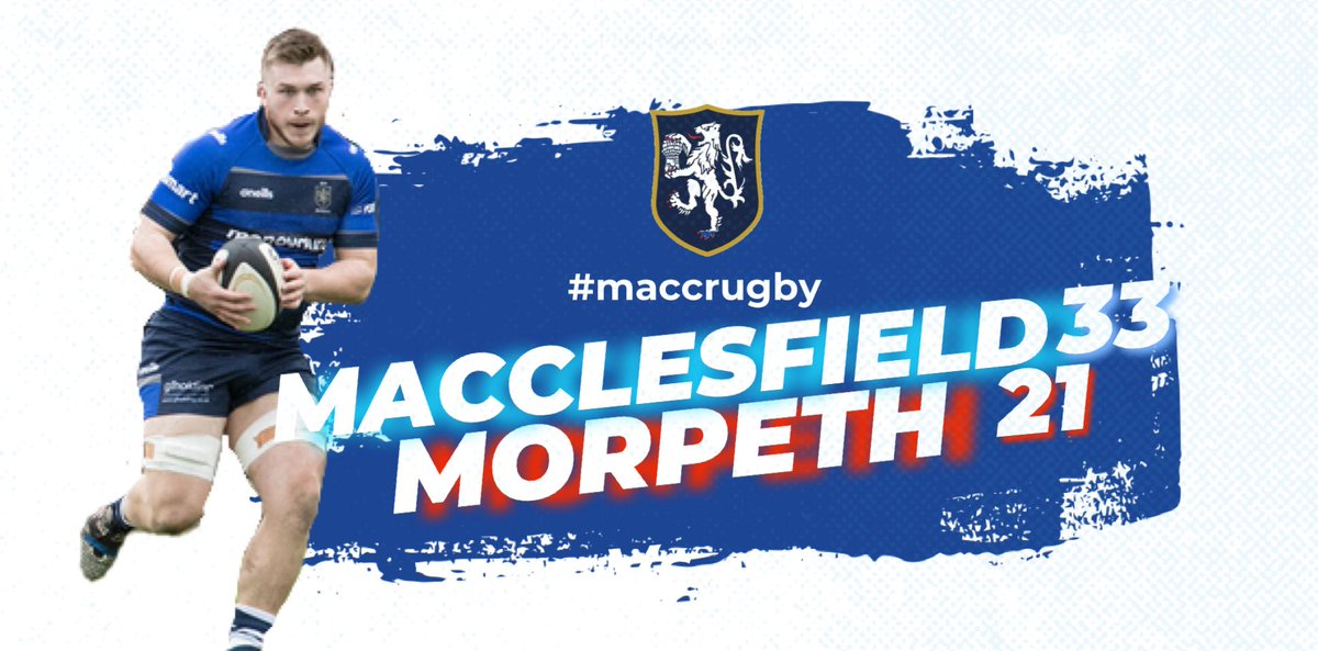 test Twitter Media - @TomMorton1010 and the #maccrugby 1sts bounced back in style against @MorpethRFC at home in a close run contest!! With tries from Joshua Redfern Myles Hall Peter Milne Will Davies And James Oliver https://t.co/iY6RHH5EgC