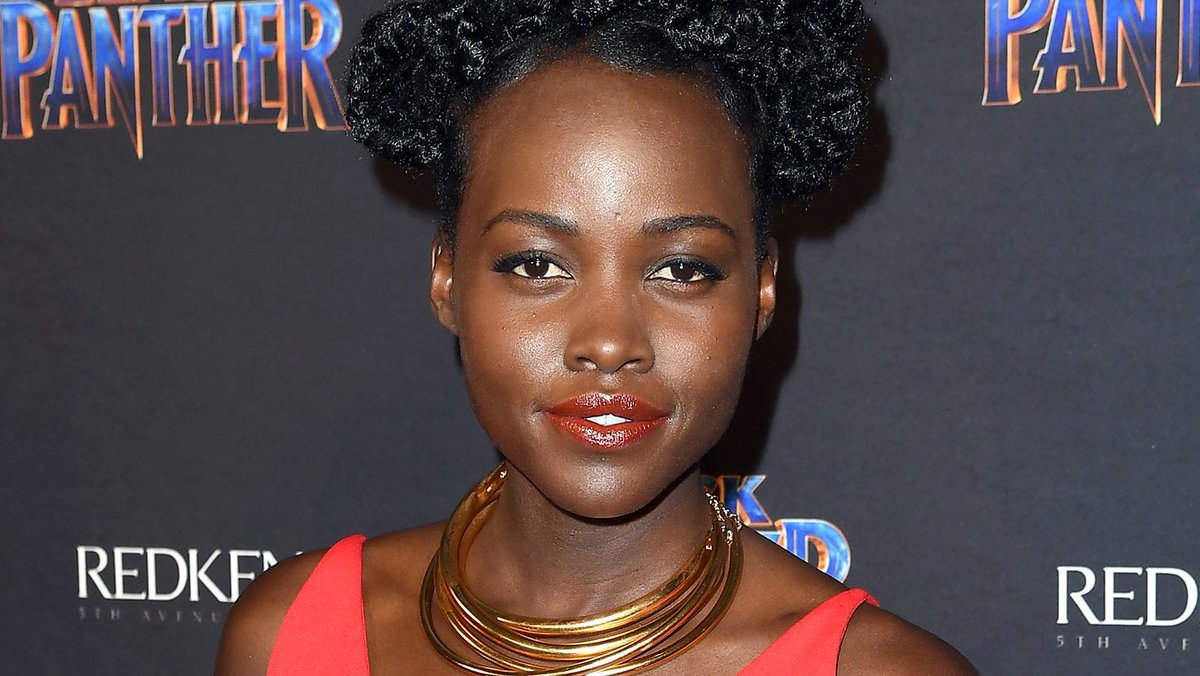 Lupita is an OSCAR AWARD winning actress and i dont see any  African actress who equals her.Nigerians stop complaining for Lupita once played a Ugandan role with a Ugandan accent in the movie Queen of Katwe and Ugandans never complained.Nigerians are just shallow #KOTLoyals<br>http://pic.twitter.com/ntX3BOyOf9