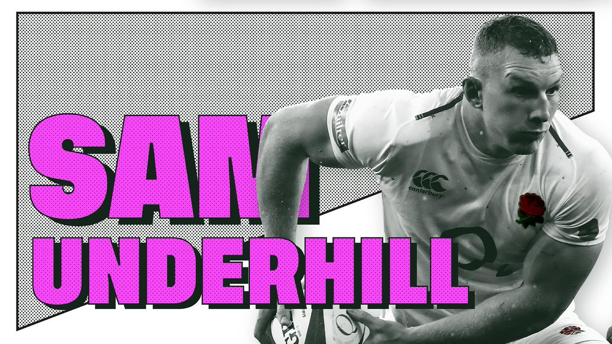 test Twitter Media - 🌅 RISING SON: @SGUnderhill    Age: 23 | Caps: 10 | Position: Flanker  Find out more about Sam's rugby journey here: https://t.co/6K9ZmHgv2g https://t.co/xGL86rAKQW